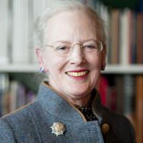 Margrethe II af Danmark.  Fotograf Johannes Jansson norden.org