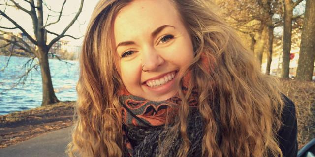 Selv om Michala kun er 17 år, kender hun allerede sit kald. Hun vil forkynde Guds ord.