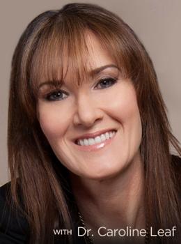 Hjerneforsker Dr. Caroline Leaf har udviklet et program til styring af de giftige tanker i bogen 'Switch on your Brain'.