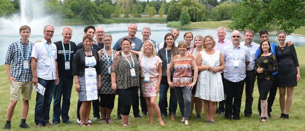 24 danskere var i Chicago i august for at deltage på lederkonferencen Global Leadership Summit. I slutningen af oktober holdes der danske lederkonferencer i henholdvis København og Århus.