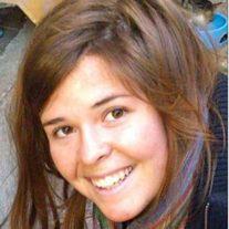 Kayla Mueller fra Arizona var 25 år og hjælpearbejder blandt syriske flygtninge i Tyrkiet, da hun blev kidnappet af IS.