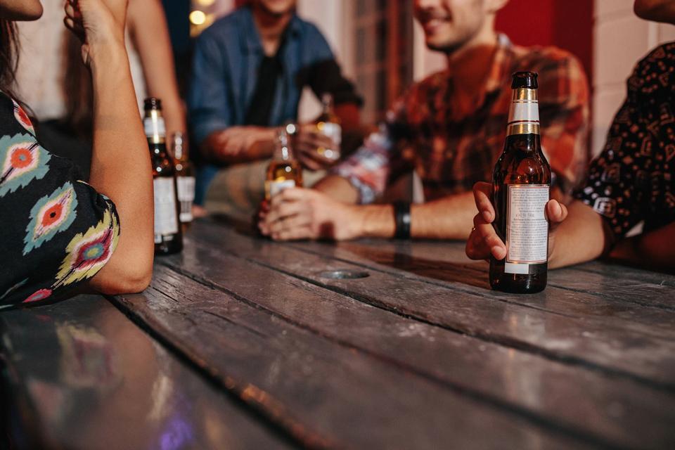 Hvis man kigger på, hvor meget øl og sprut der ifølge festivalens.