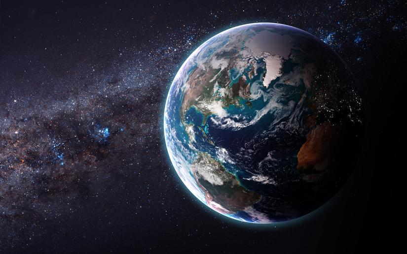 liv på jorden