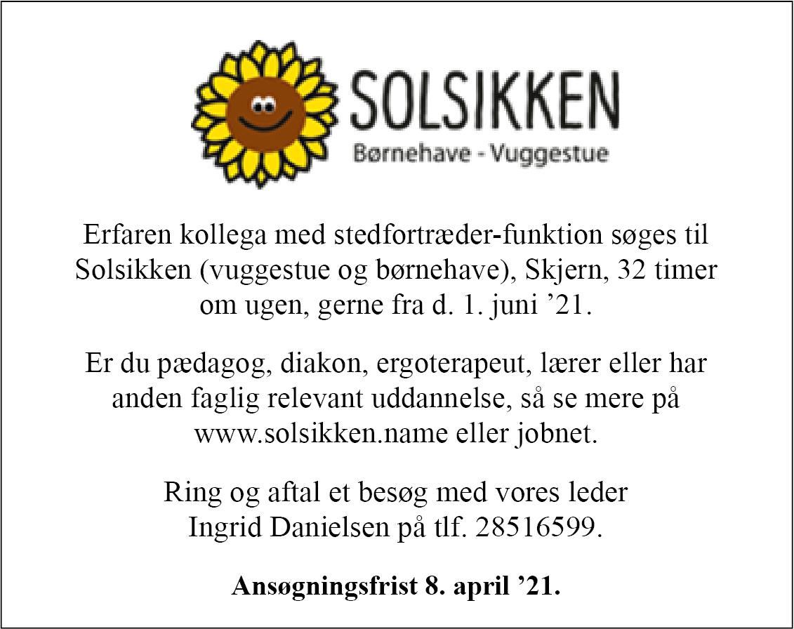 Solsikken