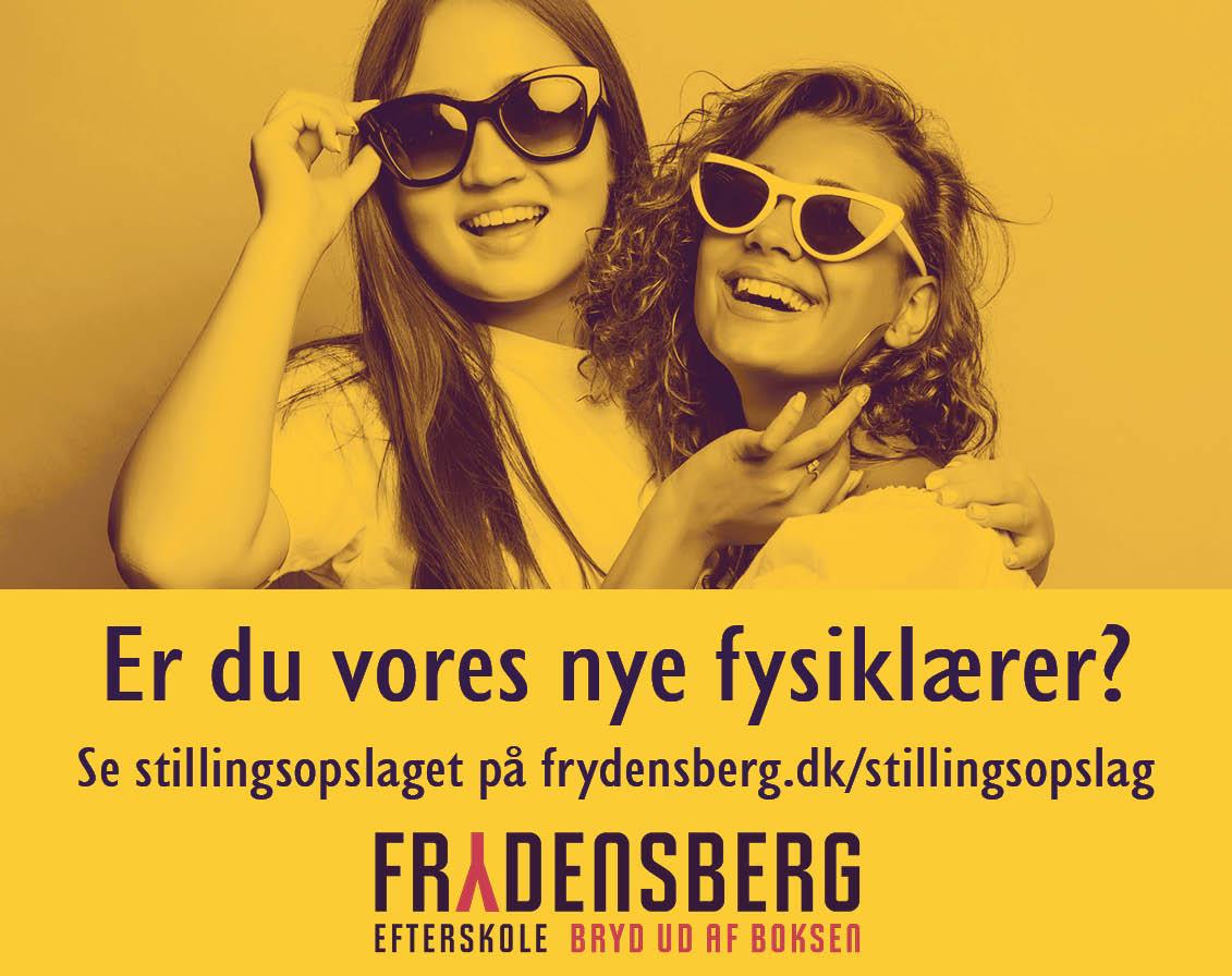 Frydensberg Fysiklærer