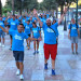 Jesus te ama (Jesus elsker dig) Stod der på T-shirtene af de 35 kristne fra Herning Frikirke, som var på sommermission i Malaga.