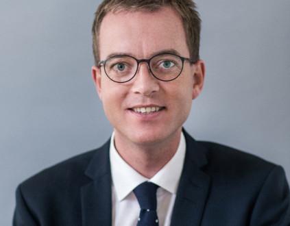 Danmarks nye forsknings- og uddannelsesminister Esben Lunde Larsen.