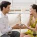 Det er vigtigt,at du fortæller din kæreste, hvorfor du er skeptisk overfor hans kærlighedserklæringer. Måske tænker han, at det er tegn på, at du ikke er glad for ham.
